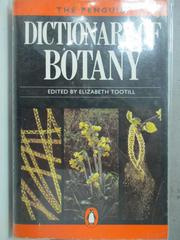 【書寶二手書T2/原文小說_HAY】The Penguin dictionary of botany_consultan
