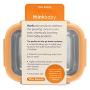 Think, Thinkbaby, The Bento Box, Orange, 9 oz (250 ml)