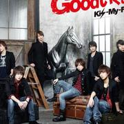 Kis-My-Ft2 Good向前衝!雙CD (購潮8)
