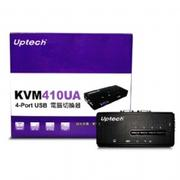 KVM410UA 4-PORT USB電腦切換器