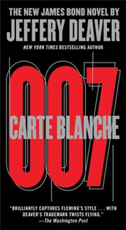 Carte Blanche (007 James Bond)