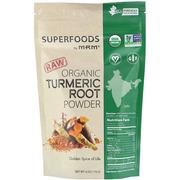 [iHerb] MRM RAW Organic Turmeric Root Powder, 6 oz (170 g)