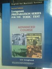 【書寶二手書T7/語言學習_QIT】Longman Prepartion:Advanced Course