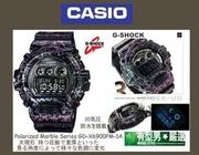 ~CASIO G-SHOCK GD-X6900PM-1 爆裂霸魂 Baby-G BA-110 黑金 GA-1