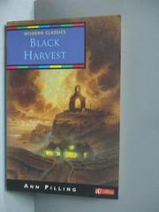 【書寶二手書T1/原文小說_MII】Black Harvest_Ann Pilling