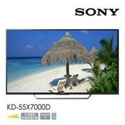 SONY KD-55X7000D 超薄 液晶電視 55吋 4K 3D Wi-Fi  Android TV
