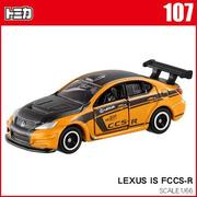 TOMICA多美小汽車 NO.107 LEXUS IS FCCS-R (TAKARA TOMY)