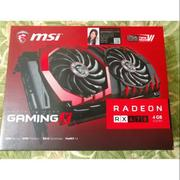 MSI RX 470 GAMING X 4GB