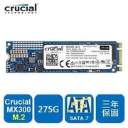 [ SK3C ] Micron Crucial MX300 275GB ( M.2 Type 2280SS ) SSD