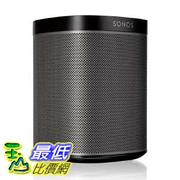 [106美國直購] Sonos PLAY:1 音響 喇叭 Compact Smart Speaker for Streaming Music (Black)