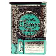 Chimes, Ginger Chews, Peppermint, 2 oz (56.7 g)