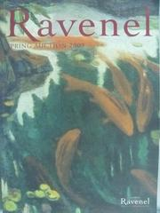 【書寶二手書T2/收藏_ZHC】Ravenel Spring Auction 2005