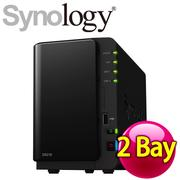 Synology 群暉 DiskStation DS216 2Bay NAS 網路儲存伺服器