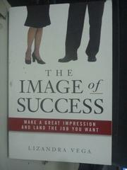 【書寶二手書T6/勵志_YCM】The Image of Success_Lizandra VEGA