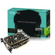 GALAX 影馳 GALAX GTX970 OC 4GB DDR5 Black 顯示卡