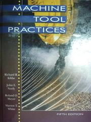 【書寶二手書T2/大學理工醫_QJS】Machine Tool Practices_Kibbe,Neely,Meyer,