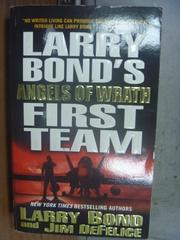 【書寶二手書T7/原文小說_OSV】Larry's Bond's First Team_Larry Bond