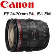【CANON EF】24-70mm F/4L  IS USM 中文平輸