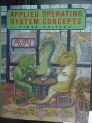 【書寶二手書T4/電腦_ZCD】Applied Operating System Concepts