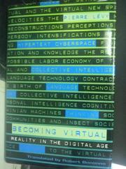 【書寶二手書T2/科學_YHS】Becoming virtual : reality in the Digital Ag
