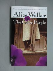 【書寶二手書T1/原文小說_KEN】The Color Purple_Walker, Alice