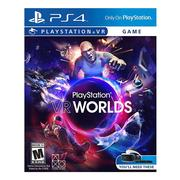 【PS VR】PlayStation VR WORLDS (VR 專用)《中文版》