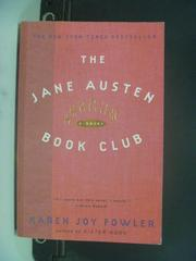 【書寶二手書T2/原文小說_OFM】The Jane Austen Book_Karen Joy Fowler