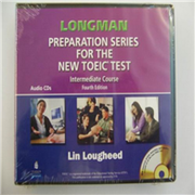 Longman Preparation Series for the New TOEIC Test: Intermediate Course Listening Audtio CDs, 4/E