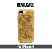 DEVILCASE彩繪殼 日式系列 蒔繪金碧龍 for iPhone X 8+ 7+ 6S 6 5 5S SE