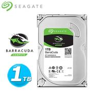 Seagate Barracuda Desktop HDD 3.5吋 SATA3 1TB桌上型硬碟