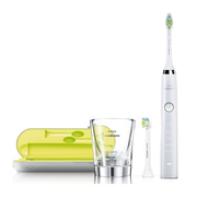 飛利浦 Philips Sonicare DiamondClean 聲波震動牙刷 白色 HX9332 香港行貨