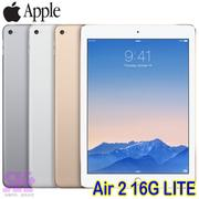 【Apple 】iPad Air 2 WiFi+Cellular LTE 16GB平板電腦