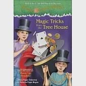 Magic Tricks from the Tree House: A Fun Companion to Magic Tree House 50: Hurry Up, Houdini!