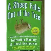 【書寶二手書T6/原文書_QFR】A Sheep Falls Out of the Tree
