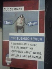 【書寶二手書T9/語言學習_LML】The Bugaboo Review: A Lighthearted