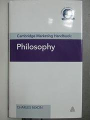 【書寶二手書T2/原文書_HOC】Cambridge Marketing Handbook_Charles Nixon,