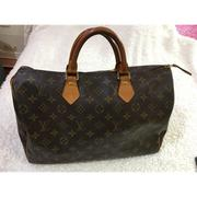 Louis Vuitton M41107 Speedy35 手提袋 誠可議價!
