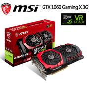 MSI 微星 GeForce GTX1060 GAMING X 3G 顯示卡