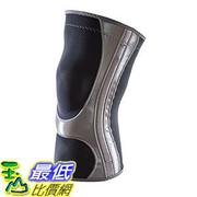 [106美國直購] Mueller 護膝 Sports Medicine Hg80 Knee Support, Black, Medium