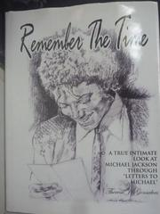 【書寶二手書T4/原文小說_WFW】Remember the Time: A True Intimate Look at