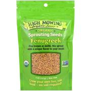 [iHerb] High Mowing Organic Seeds, 葫蘆巴,4盎司(113克)