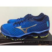 (US12 US13)Mizuno Wave Prophecy 4 藍 頂級高緩衝 J1GR150001