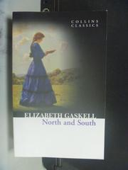 【書寶二手書T9/原文小說_KFL】North And South_Elizabeth Gaskell