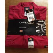 DICKIES Short sleeve coverall Rd 連身工作服