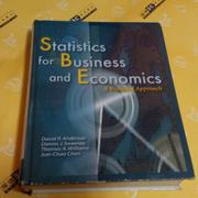 Statistics for Business and Economics: A Practical Approach