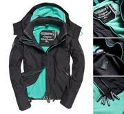 Superdry 極度乾燥 女款 Pop Zip Arctic SD-Windcheater 連帽防風夾克