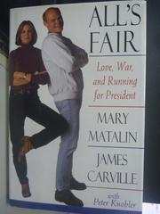 【書寶二手書T4/傳記_WDV】Alls fair : love, war, and running