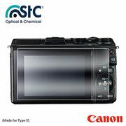 【STC】For Canon EOS M3 / M5 / M10 - 9H鋼化玻璃保護貼