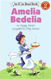 An I Can Read Book Level 2: Amelia Bedelia