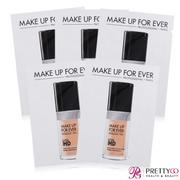 MAKE UP FOR EVER ULTRA HD超進化無瑕粉底液#Y245(1ML)X5